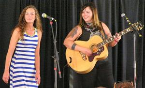 Jen Korte and Jessica Denicola 2012 by TVS