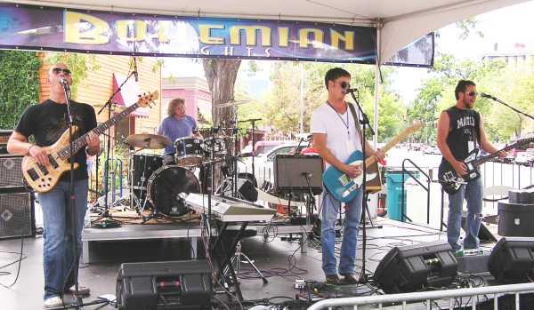 Jimi Austin Band 2007 by TVS