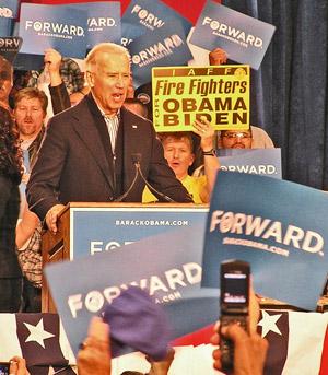 Joe Biden 2012 by TVS