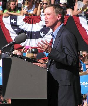 John Hickenlooper 2012 by TVS