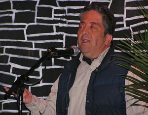 John Kefalas 2008 by TVS