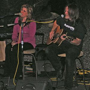 Joy Jackson and Chris Jackowski 2009 by TVS