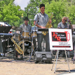 Just Jazz Quintet 2012 by TVS