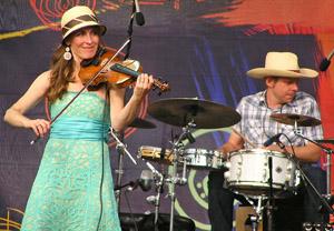 Katie Glassman Quintet 2012 by TVS