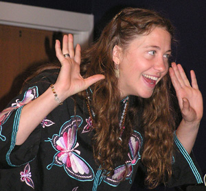 Kelly Hosner 2009 by TVS