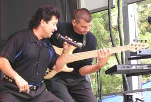 Kenny Cordova and the Olde Rock Band 2008 by TVS