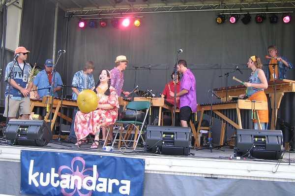 Kutandara 2007 by TVS