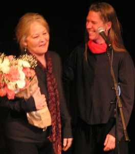 Laurie James and Ellen Metrick 2006 by TVS