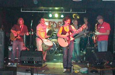 Lindsey O'Brien Band 2004 by TVS