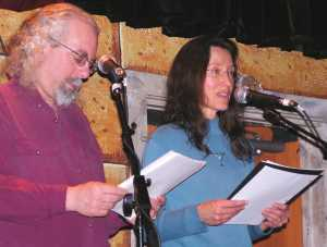 MD and Marianne Engle Friedman 2008 by TVS