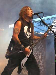 Machine Head 2006 by TVS