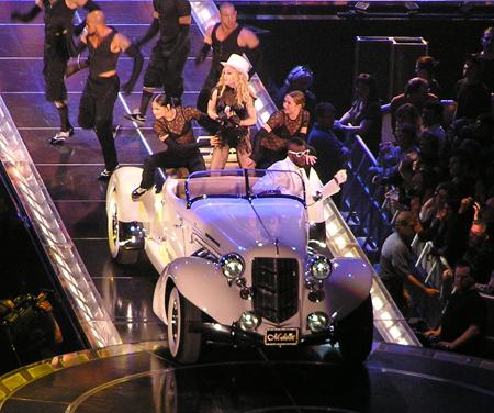 Madonna 2008 by TVS