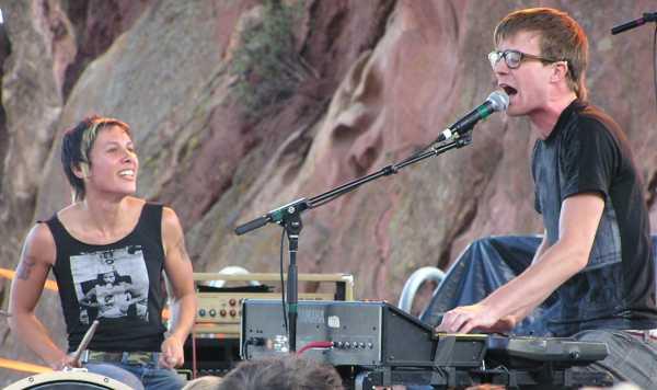 Matt and Kim 2007 by TVS