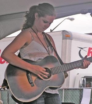 Megan Burtt 2010 by TVS