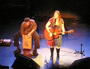 Melissa Mitchell 2011 by TVS