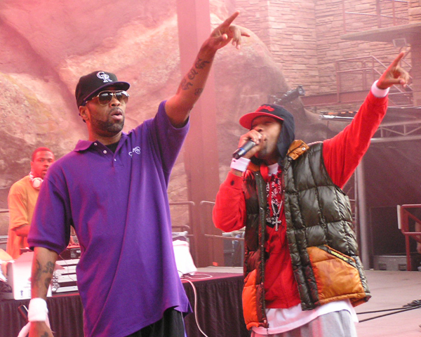 Method Man and Redman 2009 by TVS