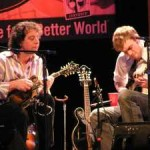 Mike Marshall and Chris Thile 2006 by TVS