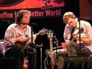 Mike Marshall and Chris Thile 2006 by TVS