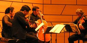 Miro Quartet 2009 by TVS