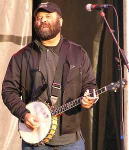 Otis Taylor 2008 by TVS