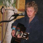 Pamela Robinson at Avo's 2007 by TVS