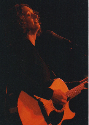 Patty Larkin Photo by TVS
