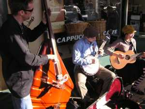 Pike Place Market Street Music 2 2007 by TVS