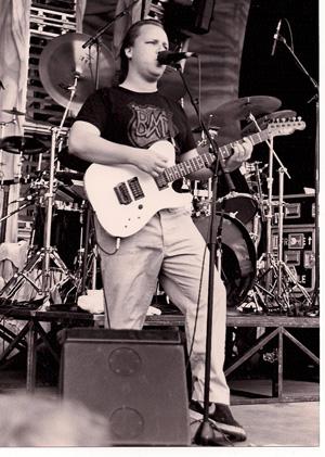 Pixies Photo by TVS