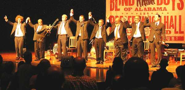Preservation Hall Jazz Band 2008 by TVS