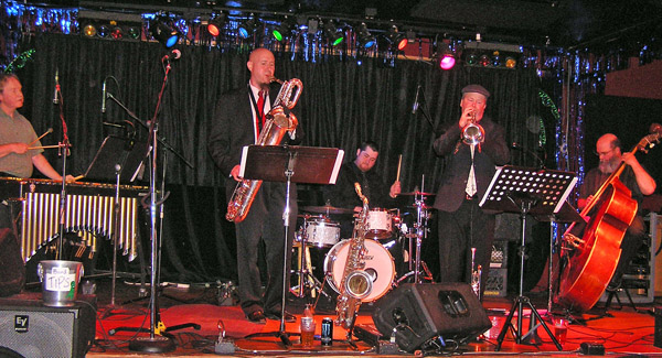 Rick Zelinsky's Tribute to Jazz Masters 2011 by TVS