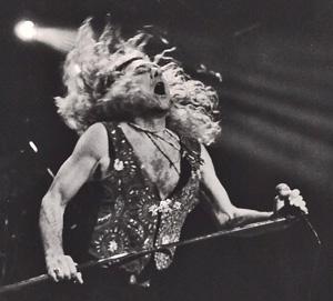 Robert Plant 2 1993 by TVS