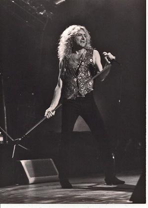 Robert Plant 3 1993 by TVS