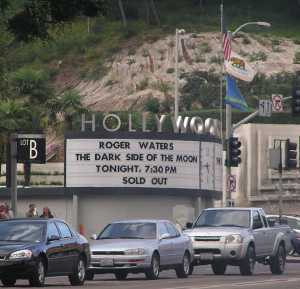 Roger Waters marquee 2006 by TVS
