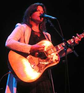 Roseanne Cash 2006 by TVS