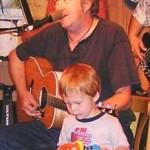 Russ and Ian Hopkins 2008 by TVS