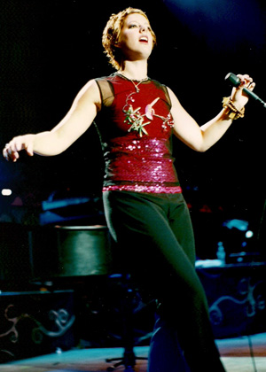 Sarah McLachlan Photo by TVS