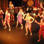 Sparrows- Dance Troupe 2007 by TVS