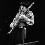 Stevie Ray Vaughan 1989 by TVS