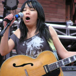 Thao and the Get Down and Stay Downs 2009 by TVS