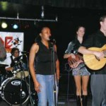 Tim Hanauer Band 2004 by TVS