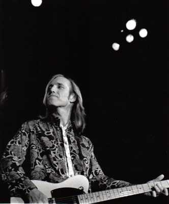 Tom Petty 1989 by TVS