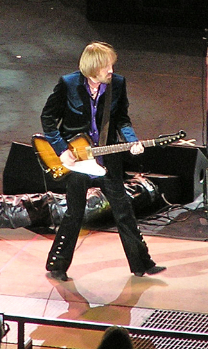 Tom Petty 2010 by TVS