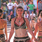 Tribaltique Belly Dance Company 2012 by TVS