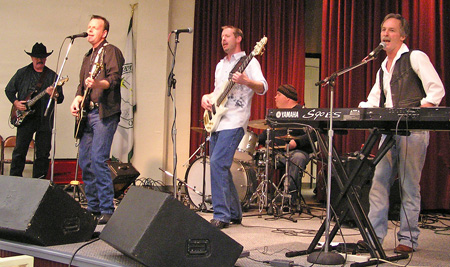 Triple Nickel Band 2011 by TVS