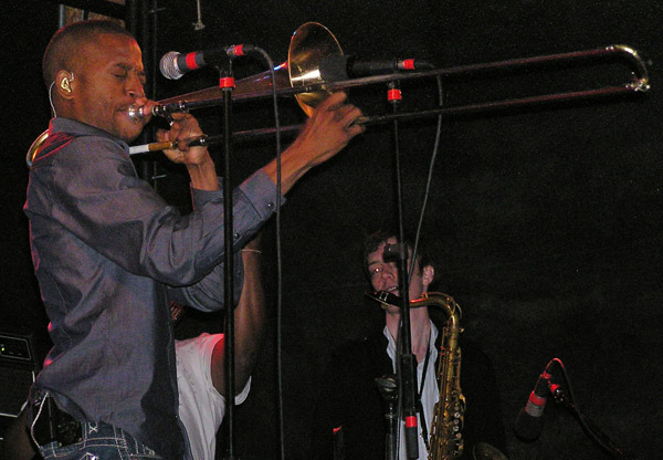Trombone Shorty 2011 by TVS
