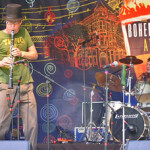 Twirling Zucchini Trio 2012 by TVS