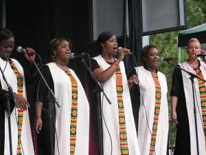 Voices of Faith 2006 by TVS