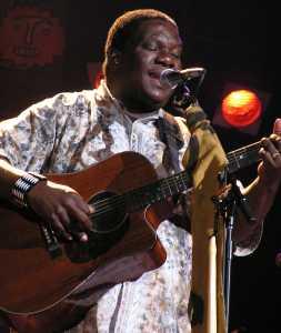 Vusi Mahlasela 2006 by TVS