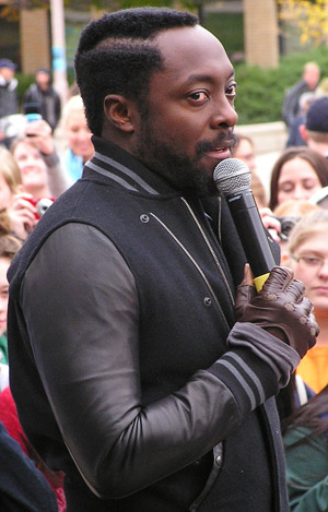 WILL.I.AM 2012 by TVS