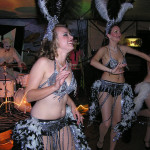 WhiteCatPink w Cupcake Cabaret 2010 by TVS